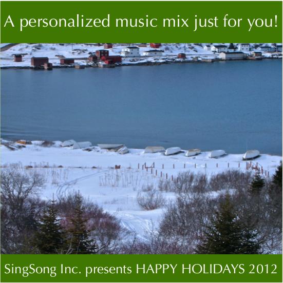 SingSong Christmas