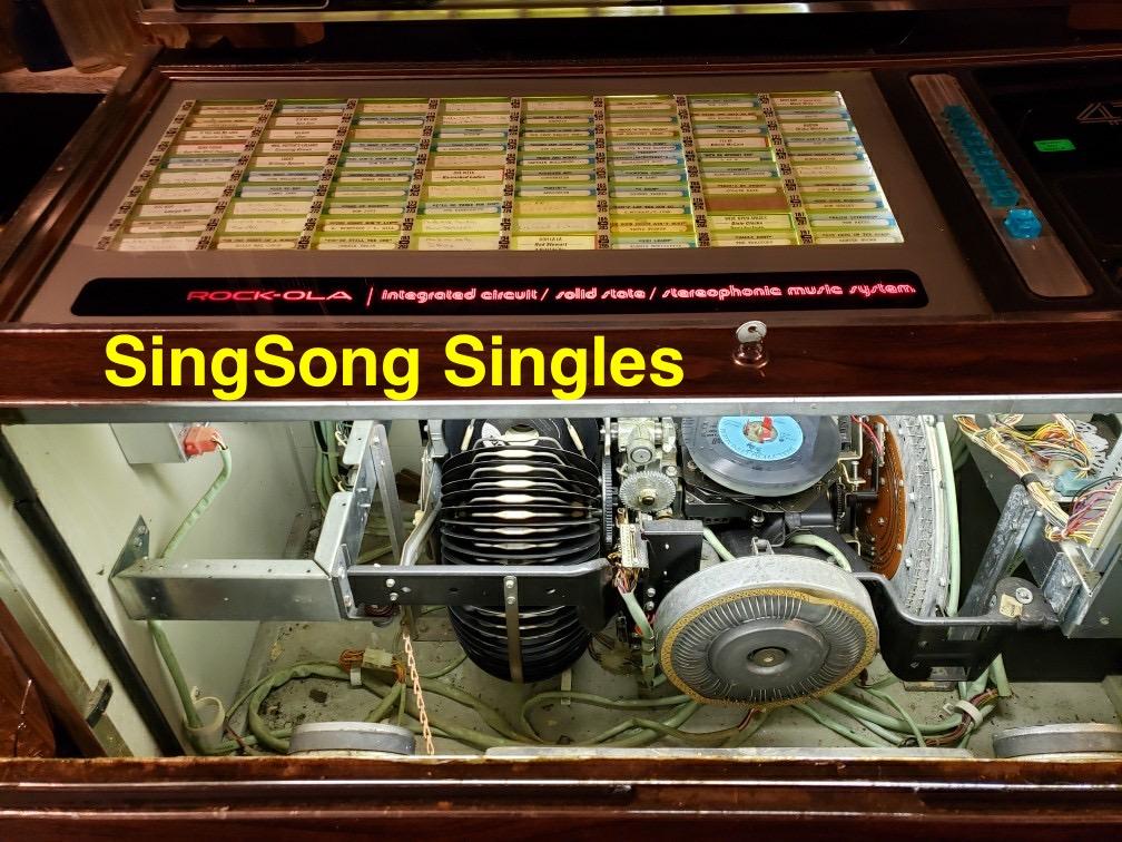 SingSong Singles
