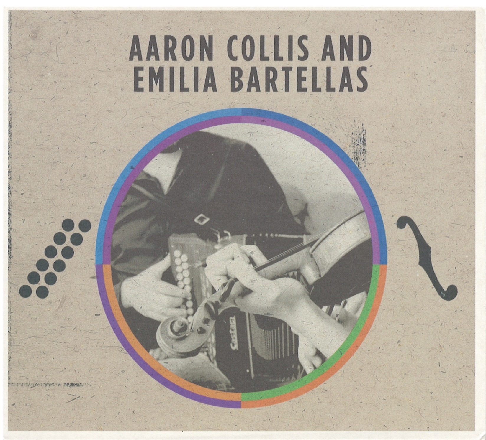 Aaron Collis and Emilia Bartellas